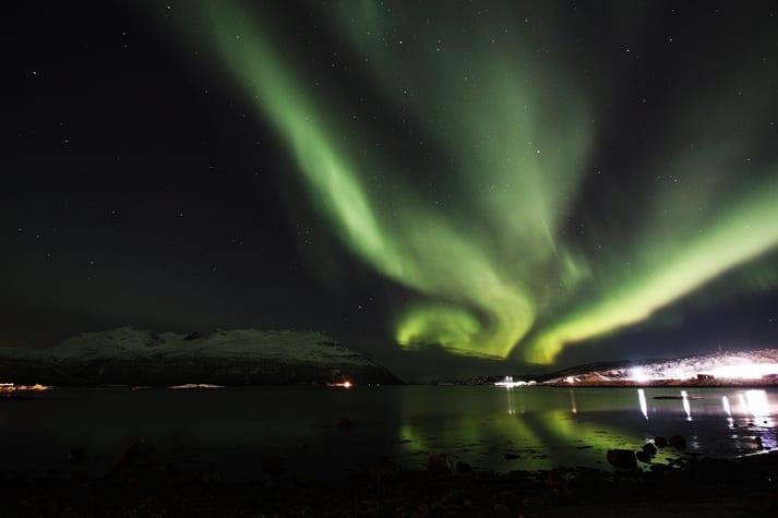 Midnight Sun in Northern Norway