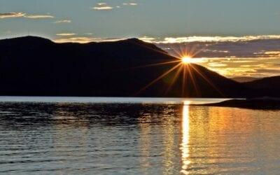 พระอาทิตย์เที่ยงคืนที่นอร์เวย์