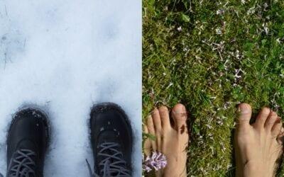 ฤดูหนาว vs ฤดูร้อน และไอเดียถ่ายรูปสถานที่เดิมๆ ให้ดูน่าสนใจ