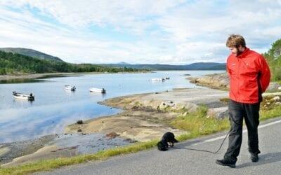 เดินเล่นรับลม ชื่นชมธรรมชาติ เคล็ดลับสุขภาพดีของคนนอร์เวย์