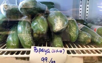 มะละกอแพง กินตำแตงแทนก็ได้ | ปัญหาของคนชอบกินอาหารไทยในต่างแดนหลังวิกฤตไวรัส