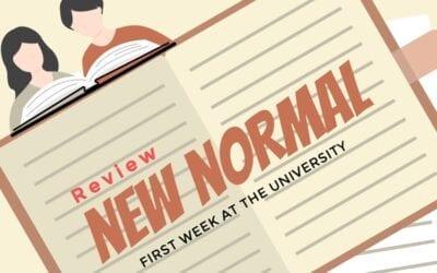 รีวิว New Normal สัปดาห์แรกของชีวิตนักศึกษามหาวิทยาลัยในนอร์เวย์
