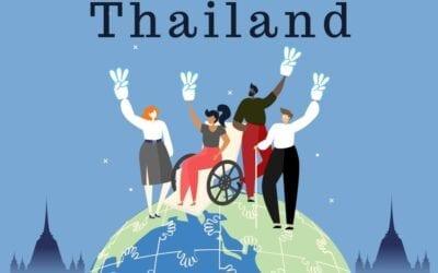 ข่าวการเมืองไทยในภาษานอร์เวย์